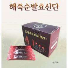 해죽순 미얀폴리 발효신단